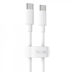 """Дата кабель Hoco X51 """"High-power"""" Type-C to Type-C 100W (1m)"""