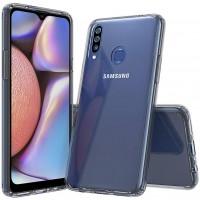TPU чехол Epic Transparent 2,00 mm для Samsung Galaxy A20s