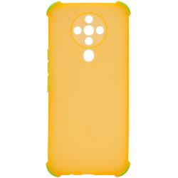 Уценка TPU чехол Ease Glossy Buttons Full Camera для TECNO Spark 6