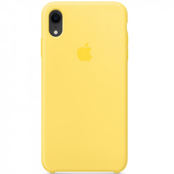 "Уценка Чехол Silicone case (AAA) для Apple iPhone XR (6.1"")"