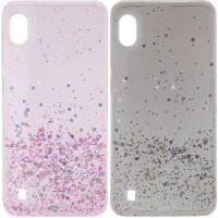 TPU чехол Star Glitter для Samsung Galaxy A10 (A105F)
