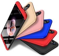 Пластиковая накладка GKK LikGus 360 градусов для Xiaomi Redmi Note 5 Pro / Note 5 (DC)