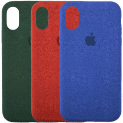 "Чехол ALCANTARA Case Full для Apple iPhone X / XS (5.8"")"
