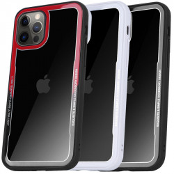 "TPU+PC чехол G-Case Shock Crystal для Apple iPhone 12 Pro / 12 (6.1"")"