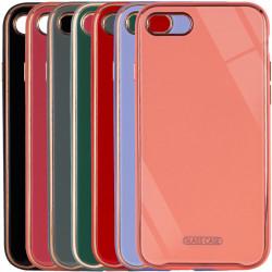 "TPU+Glass чехол Venezia для Apple iPhone 7 / 8 / SE (2020) (4.7"")"