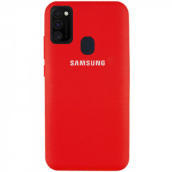 Уценка Чехол Silicone Cover Full Protective (AA) для Samsung Galaxy M30s / M21