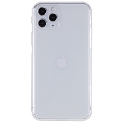 "TPU чехол GETMAN Transparent 1,0 mm для Apple iPhone 11 Pro Max (6.5"")"