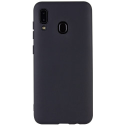 Уценка Чехол Silicone Cover with Magnetic для Samsung Galaxy A20 / A30