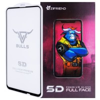 Защитное стекло Zifriend 5D (full glue) для Huawei P Smart Z / 9X / 9X Pro