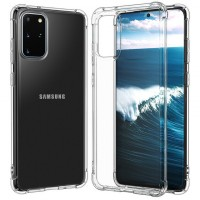 TPU чехол GETMAN Ease с усиленными углами для Samsung Galaxy S20+