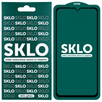 Защитное стекло SKLO 5D (full glue) для Samsung Galaxy A10 / A10s / M10