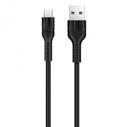 """Дата кабель Hoco U31 """"Benay"""" USB to MicroUSB (1m)"""
