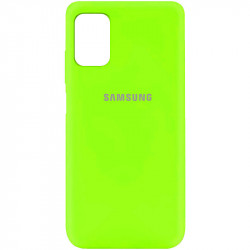 Уценка Чехол Silicone Cover My Color Full Protective (A) для Samsung Galaxy M51