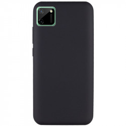 Уценка Чехол Silicone Cover Full without Logo (A) для Realme C11