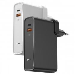 СЗУ + Power Bank 2in1 Baseus GaN QC (Type-C+USB/ 45W) 10 000 mAh (PPNLD)
