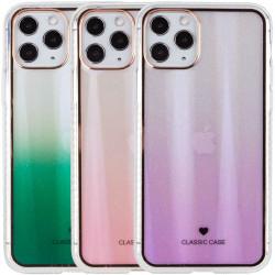 "TPU+Glass чехол Aurora Classic для Apple iPhone 12 Pro / 12 (6.1"")"