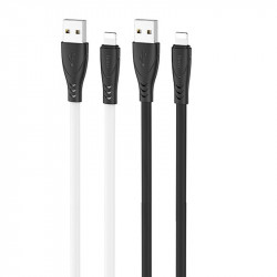 "Дата кабель Hoco X42 ""Soft Silicone"" USB to Lightning (1m)"