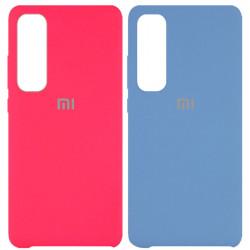 Уценка Чехол Silicone Cover (AAA) для Xiaomi Mi Note 10 Lite