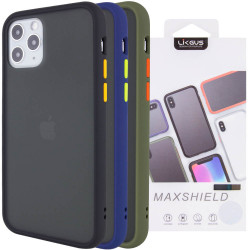 "TPU+PC чехол LikGus Maxshield для Apple iPhone 11 Pro Max (6.5"")"