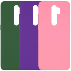 Чехол Silicone Cover Full without Logo (A) для Oppo A5 (2020) / Oppo A9 (2020)