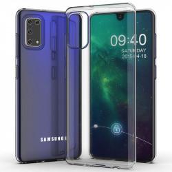 Уценка TPU чехол Epic Transparent 1,0mm для Samsung Galaxy A41