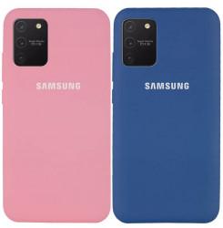 Чехол Silicone Cover Full Protective (AA) для Samsung Galaxy S10 Lite
