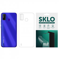 Защитная гидрогелевая пленка SKLO (тыл) для TECNO Spark 5 Pro