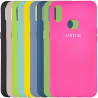 Чехол Silicone Cover Full Protective (A) для Samsung Galaxy A10s