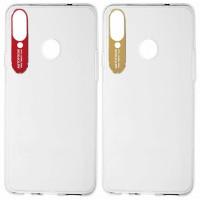 TPU чехол Epic clear flash для Samsung Galaxy A20s