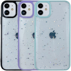 "TPU+PC чехол Shiny Stars для Apple iPhone 12 mini (5.4"")"