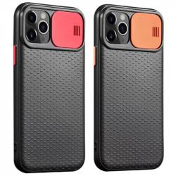 "Чехол Camshield Black TPU со шторкой защищающей камеру для Apple iPhone 11 Pro (5.8"")"