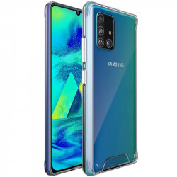 Чехол TPU Space Case transparent для Samsung Galaxy A51