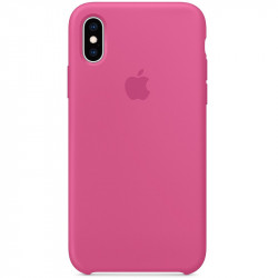 "Уценка Чехол Silicone case (AAA) для Apple iPhone X (5.8"") / XS (5.8"")"