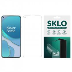 Защитная гидрогелевая пленка SKLO (экран) для OnePlus 7