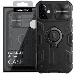 "TPU+PC чехол Nillkin CamShield Armor no logo (шторка на камеру) для Apple iPhone 12 mini (5.4"")"