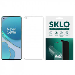 Защитная гидрогелевая пленка SKLO (экран) для OnePlus 5T