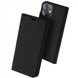"Уценка Чехол-книжка Dux Ducis с карманом для визиток для Apple iPhone 12 mini (5.4"")"