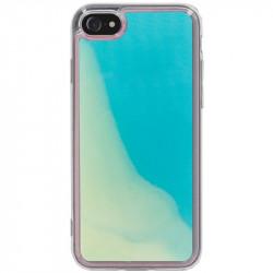 "Уценка Неоновый чехол Neon Sand glow in the dark для Apple iPhone 7 / 8 / SE (2020) (4.7"")"