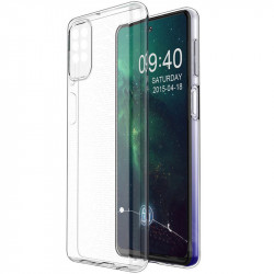 TPU чехол Epic Transparent 1,5mm Full Camera для Infinix Note 8