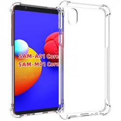 TPU чехол Epic Ease с усиленными углами для Samsung Galaxy M01 Core / A01 Core