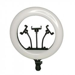 Уценка Кольцевая лампа RL-18 45 см, 480 диодов (с сумкой)
