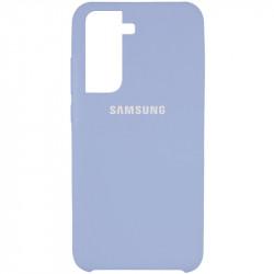 Уценка Чехол Silicone Cover (AAA) для Samsung Galaxy S21