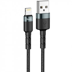 Дата кабель Hoco DU46 Charging USB to Lightning (1m)