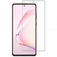 Защитная пленка SKLO 2.5D Nano (тех.пак) для Samsung Galaxy S10 Lite