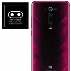 Гибкое защитное стекло 0.18mm на камеру (тех.пак) для Xiaomi Redmi K20 / K20 Pro / Mi9T / Mi9T Pro