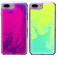 "Неоновый чехол Neon Sand glow in the dark для Apple iPhone 7 plus / 8 plus (5.5"")"