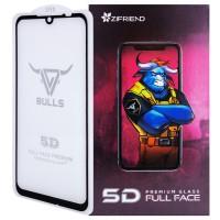 Защитное стекло Zifriend 5D (full glue) для Xiaomi Redmi Note 7 / Note 7 Pro / Note 7s