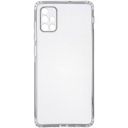 TPU чехол GETMAN Transparent 1,0 mm для Samsung Galaxy A71