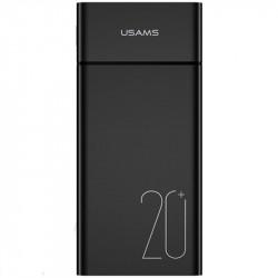 Уценка Портативное зарядное устройство Usams US-CD75 Power Bank 20000 mAh