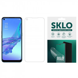 Защитная гидрогелевая пленка SKLO (экран) для Oppo A92s